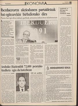 1991ko ekainak 26, 13. orrialdea