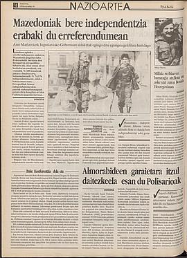 1991ko irailak 10, 16. orrialdea