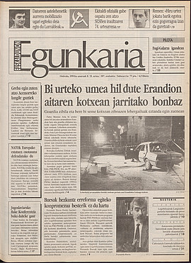 1991ko azaroak 8, 01. orrialdea