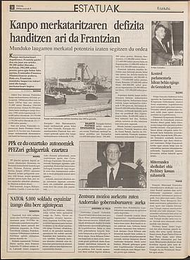 1991ko azaroak 8, 14. orrialdea