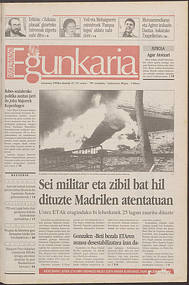 1993ko ekainak 22, 01. orrialdea