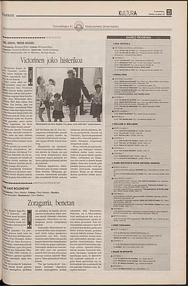 1993ko irailak 25, 23. orrialdea