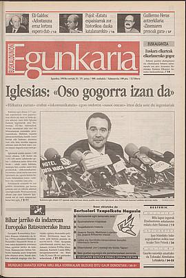Iglesias: «Oso gogorra izan da»