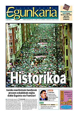 1999ko urtarrilak 10, 01. orrialdea