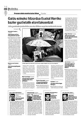 1999ko urtarrilak 10, 14. orrialdea