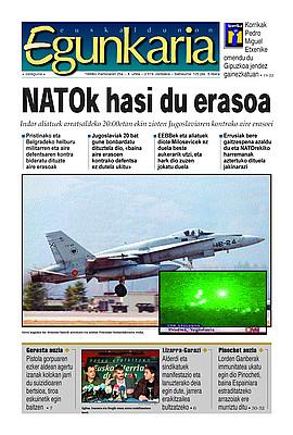 NATOk hasi du erasoa