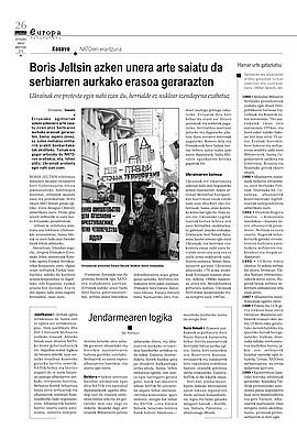 1999ko martxoak 25, 26. orrialdea