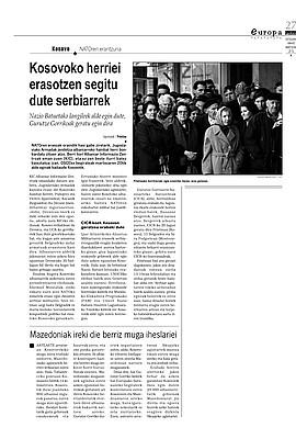 1999ko martxoak 25, 27. orrialdea