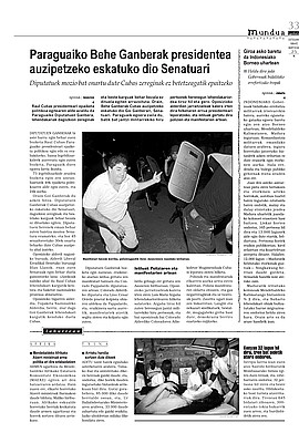 1999ko martxoak 25, 32. orrialdea