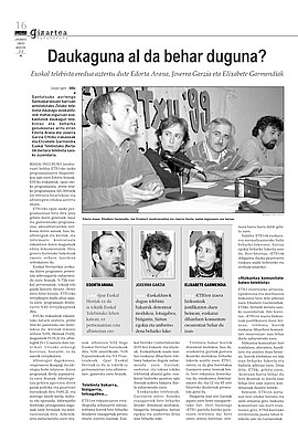 1999ko maiatzak 22, 16. orrialdea