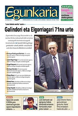 Galindori eta Elgorriagari 71na urte