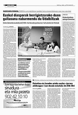 2001ko maiatzak 24, 12. orrialdea
