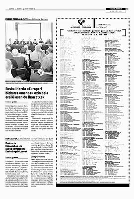 2002ko ekainak 8, 13. orrialdea