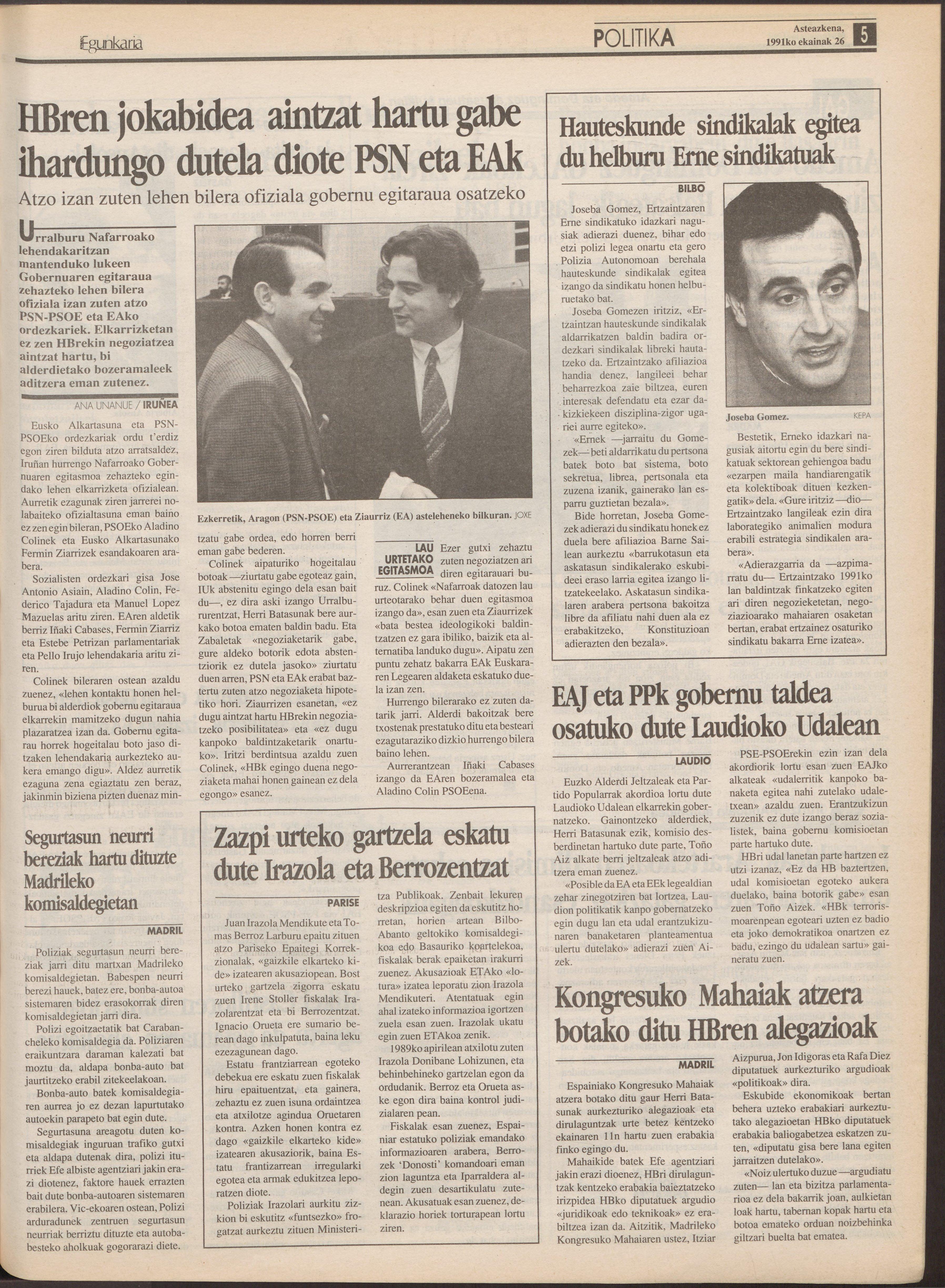 1991ko ekainak 26, 05. orrialdea