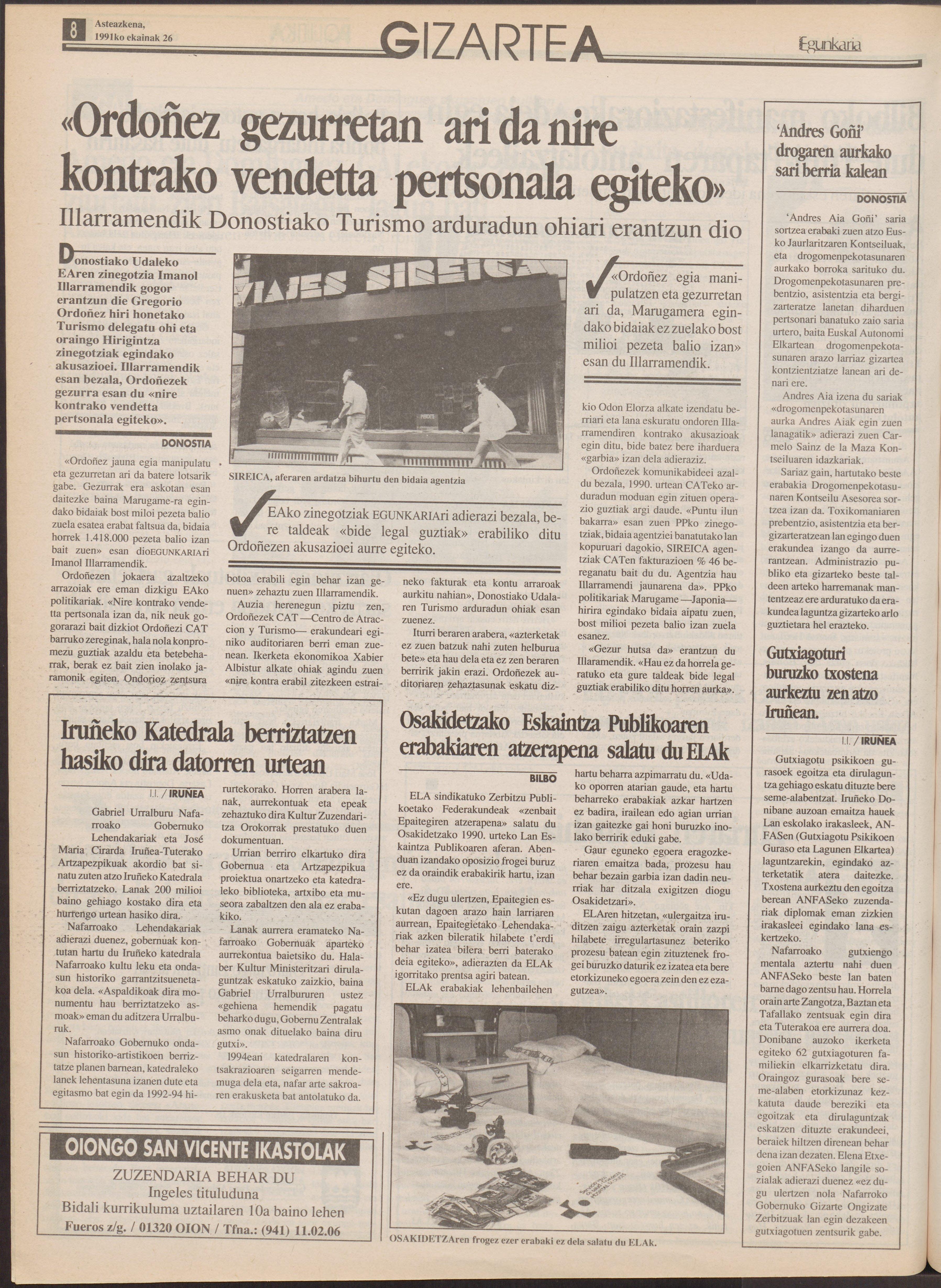 1991ko ekainak 26, 08. orrialdea