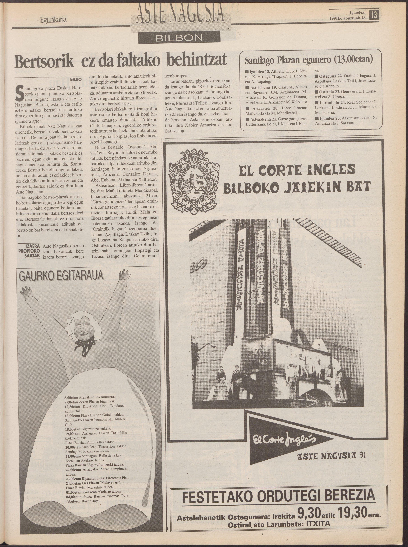 1991ko abuztuak 18, 13. orrialdea