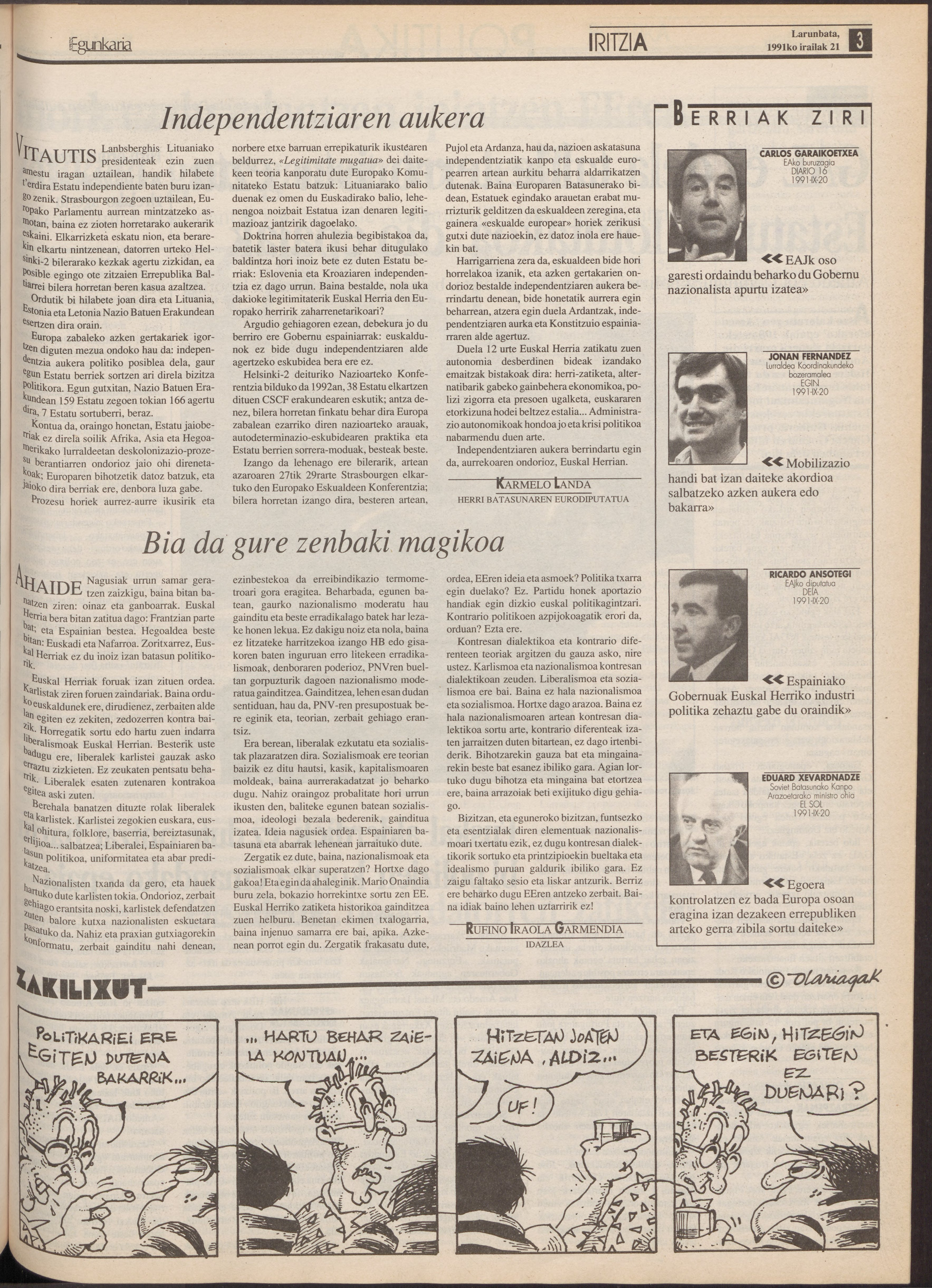 1991ko irailak 21, 03. orrialdea