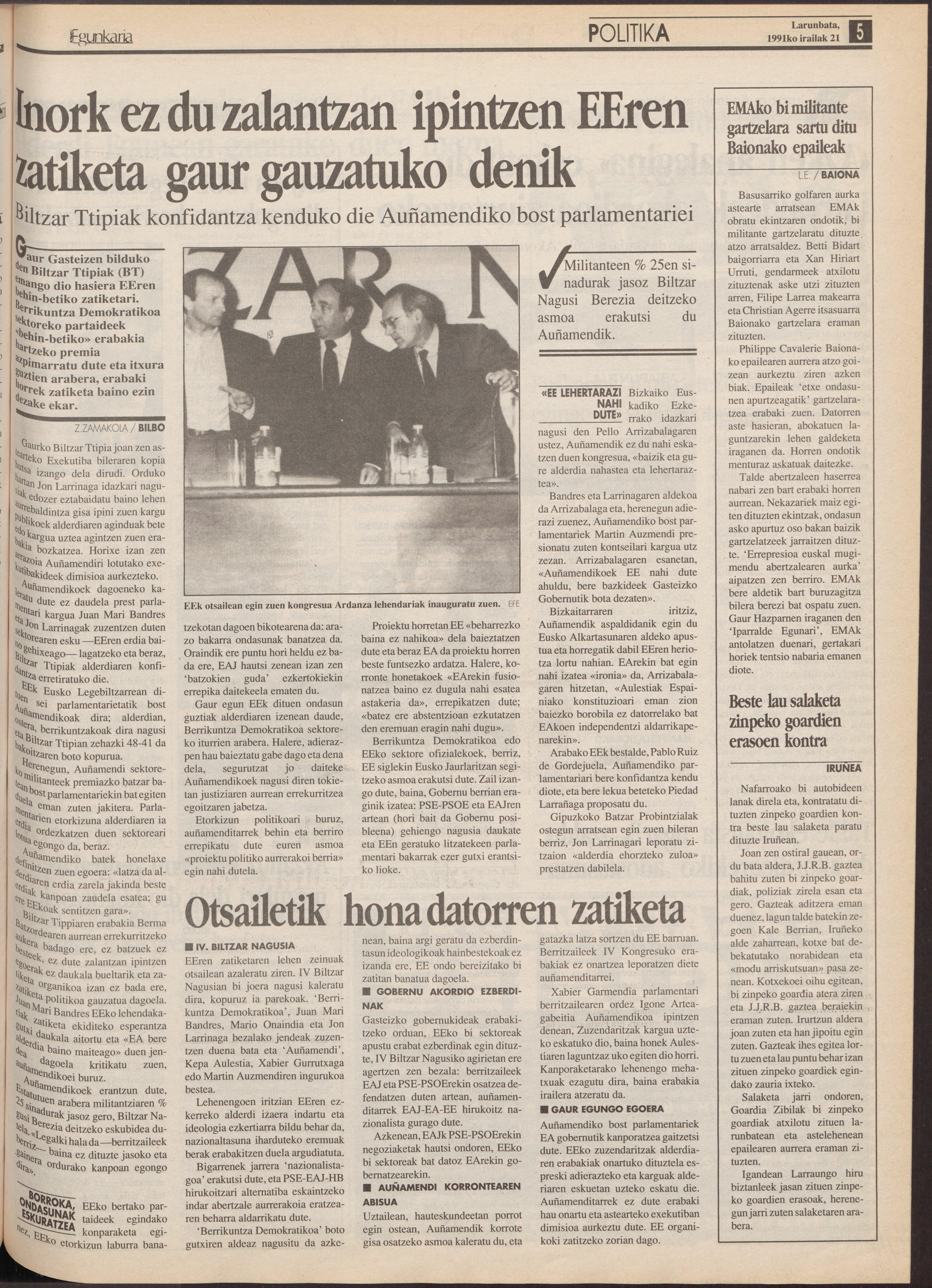 1991ko irailak 21, 05. orrialdea