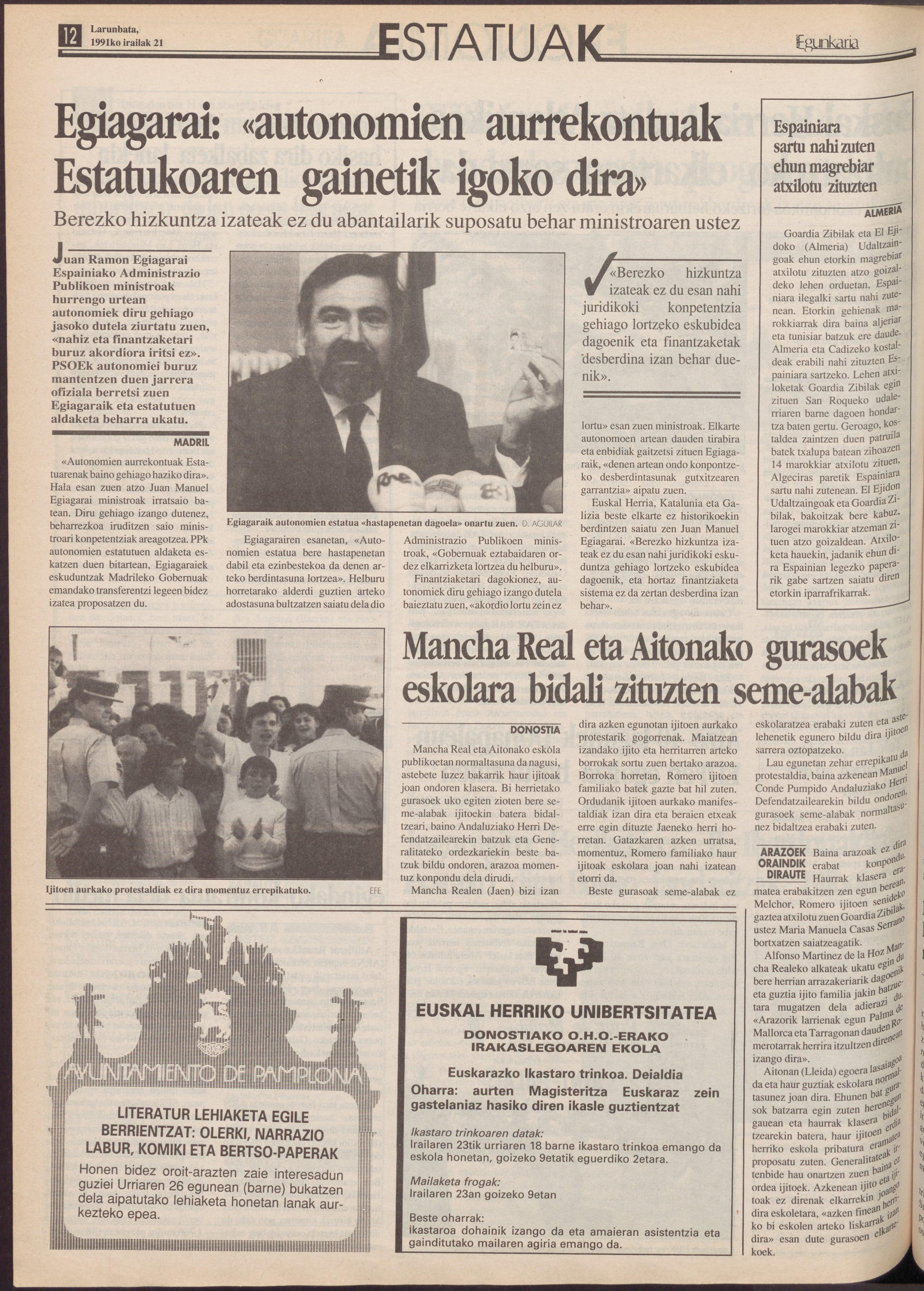 1991ko irailak 21, 12. orrialdea