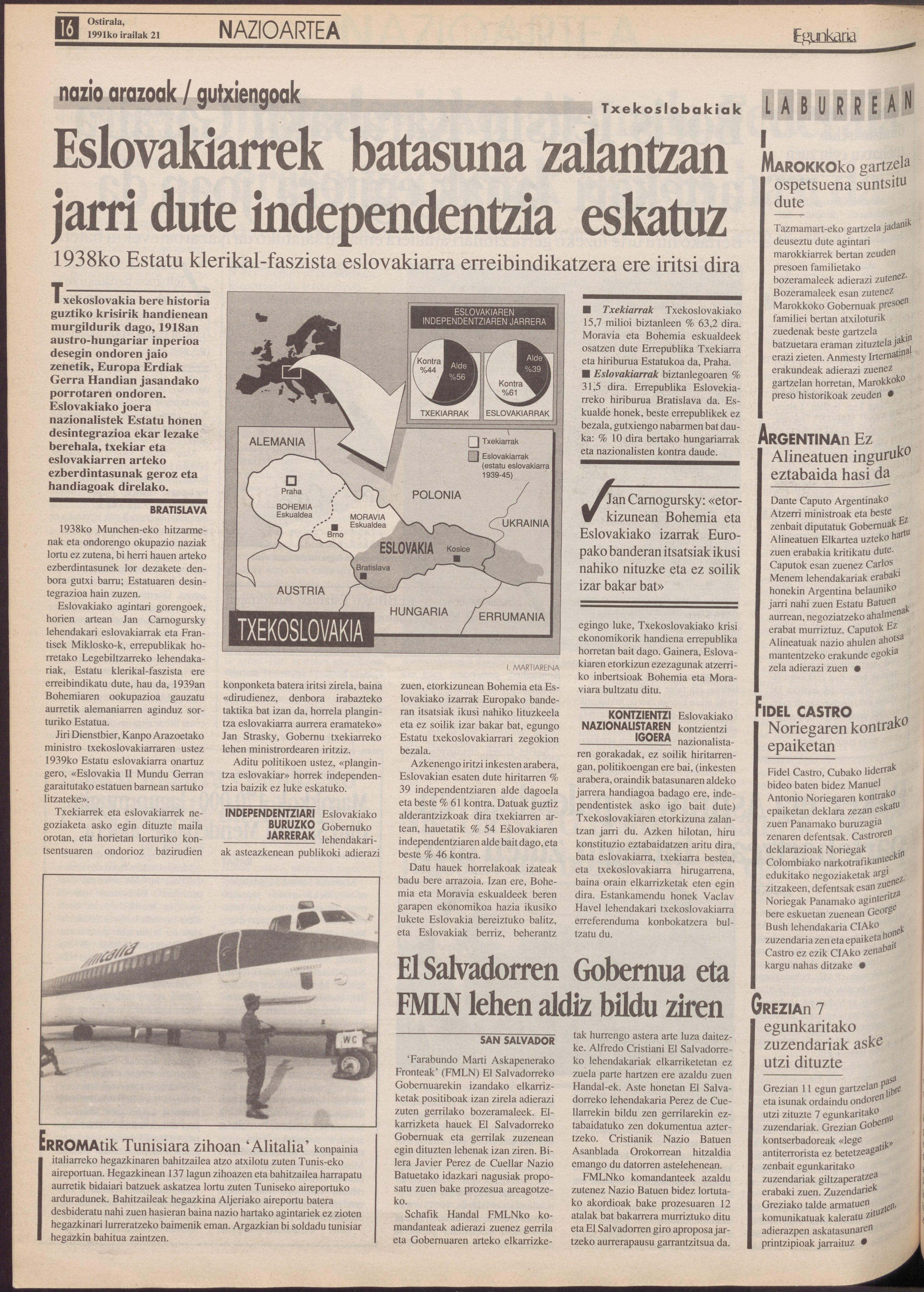 1991ko irailak 21, 16. orrialdea