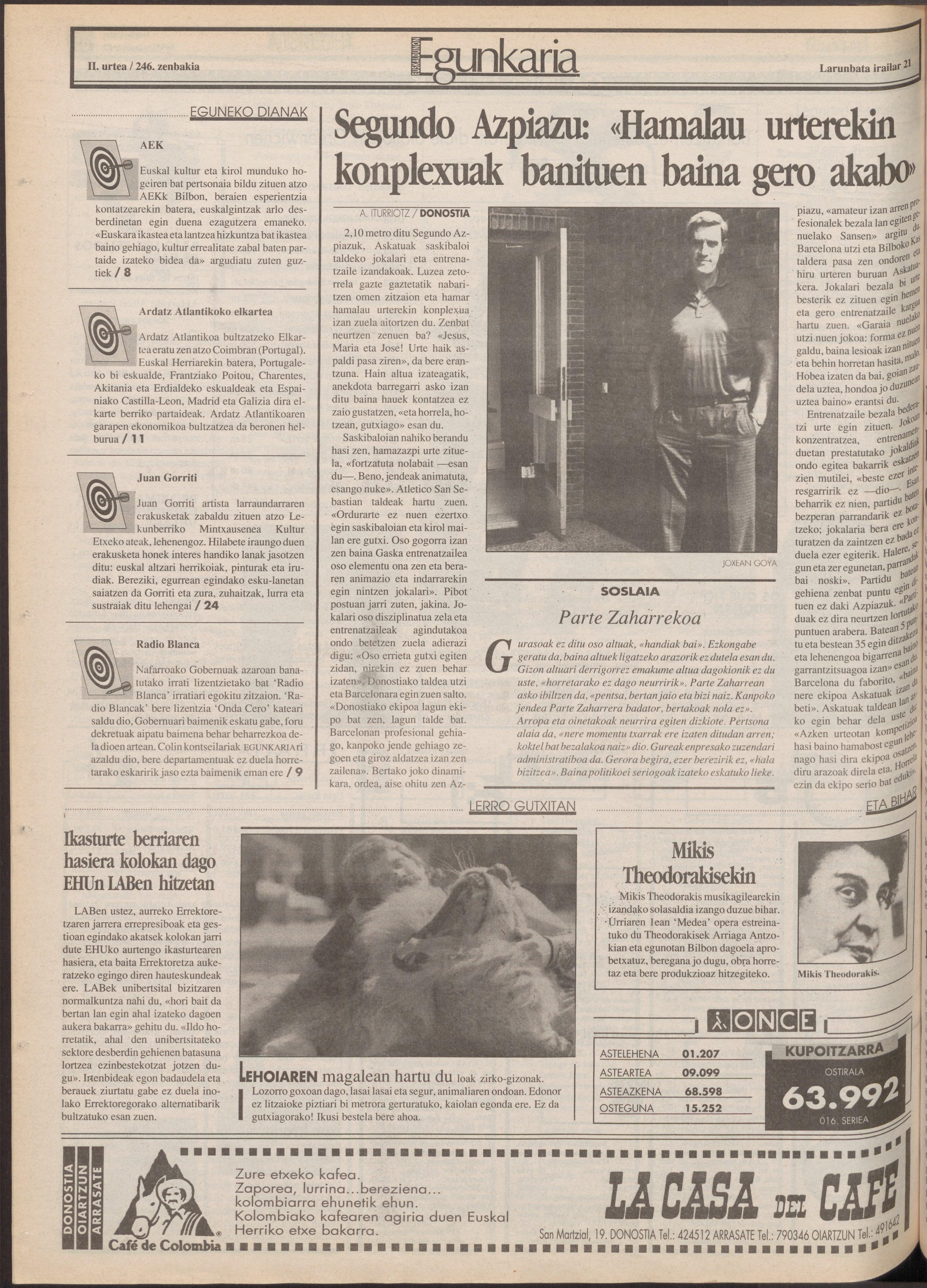 1991ko irailak 21, 32. orrialdea