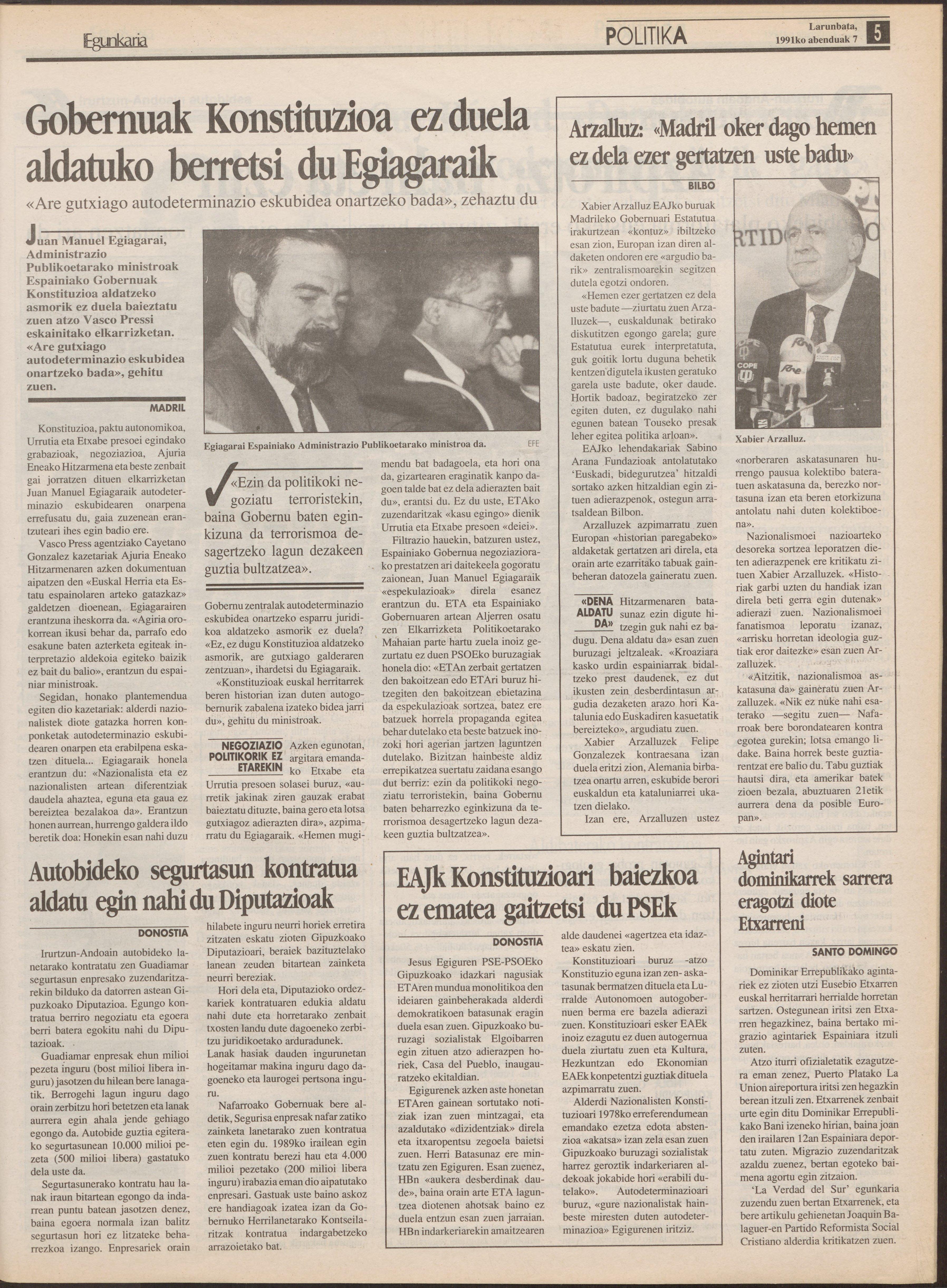 1991ko abenduak 7, 05. orrialdea