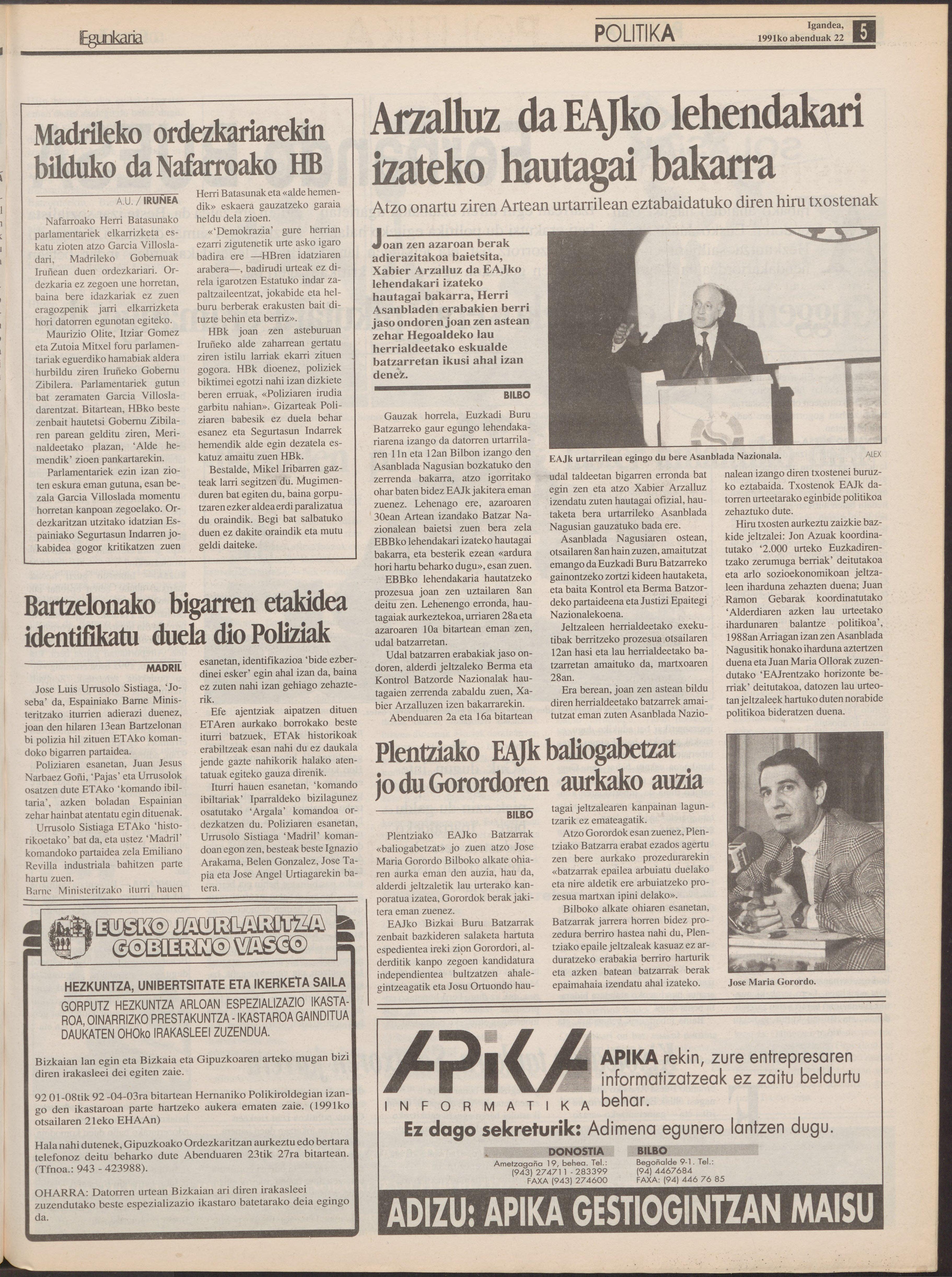 1991ko abenduak 22, 05. orrialdea