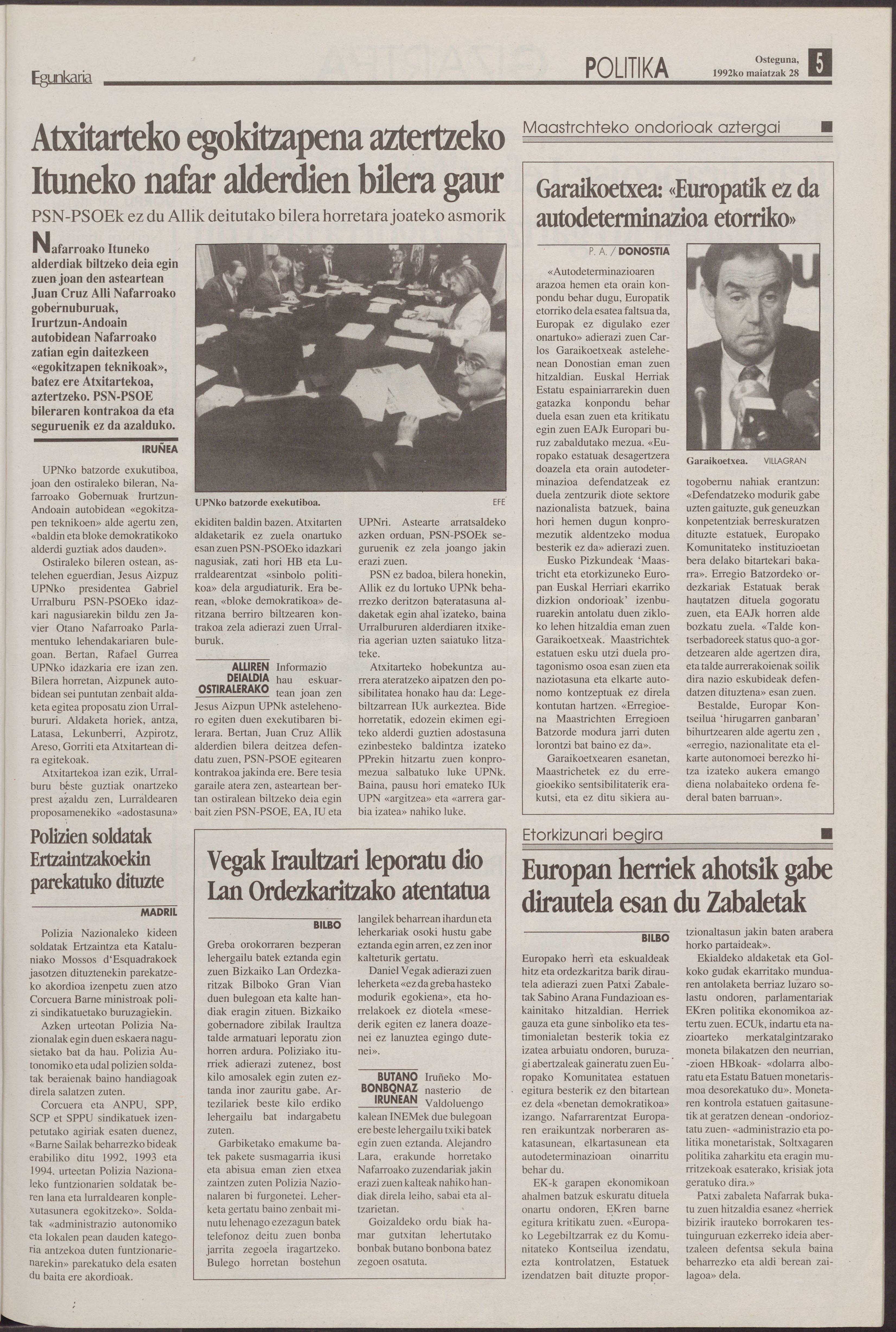 1992ko maiatzak 28, 05. orrialdea