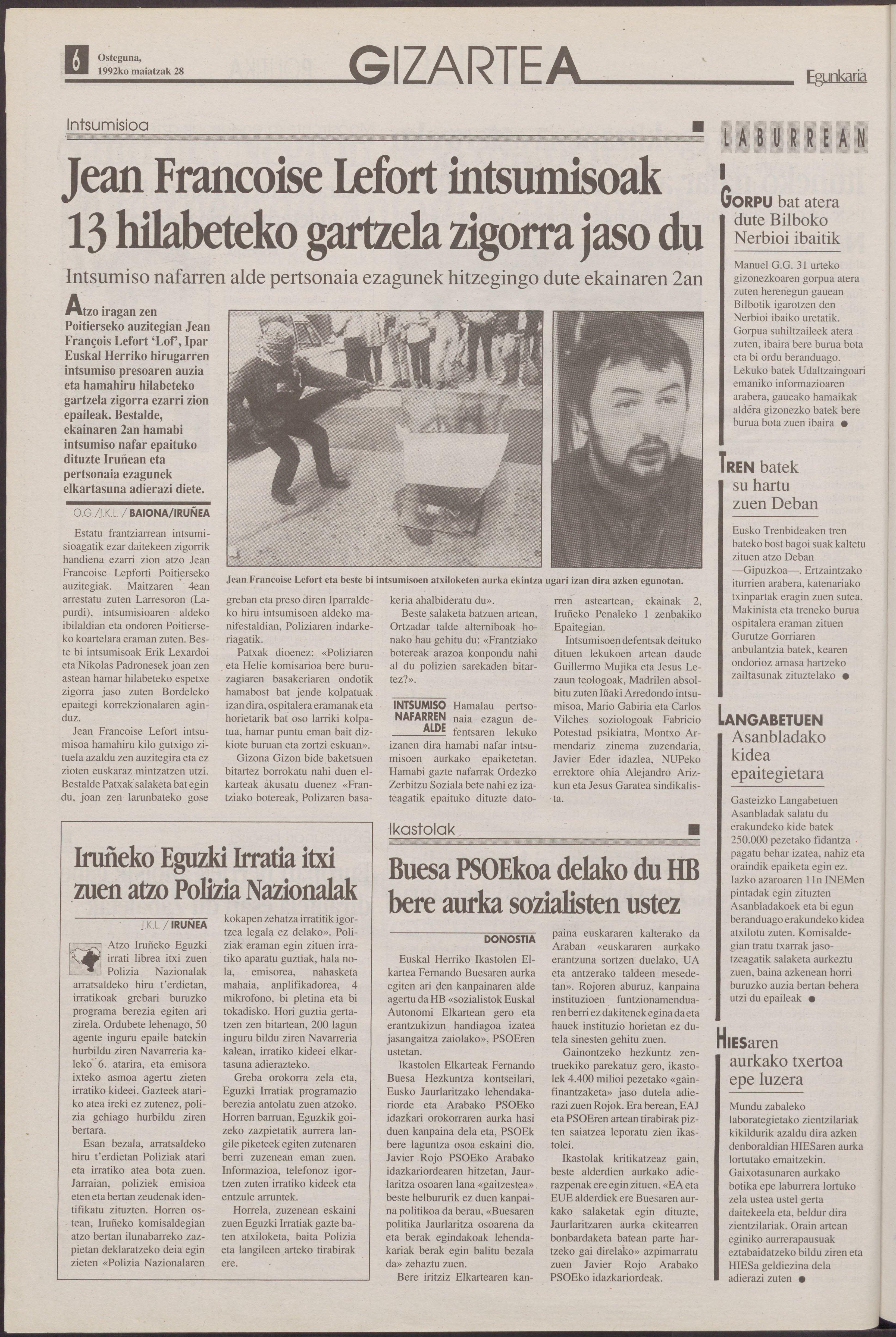 1992ko maiatzak 28, 06. orrialdea