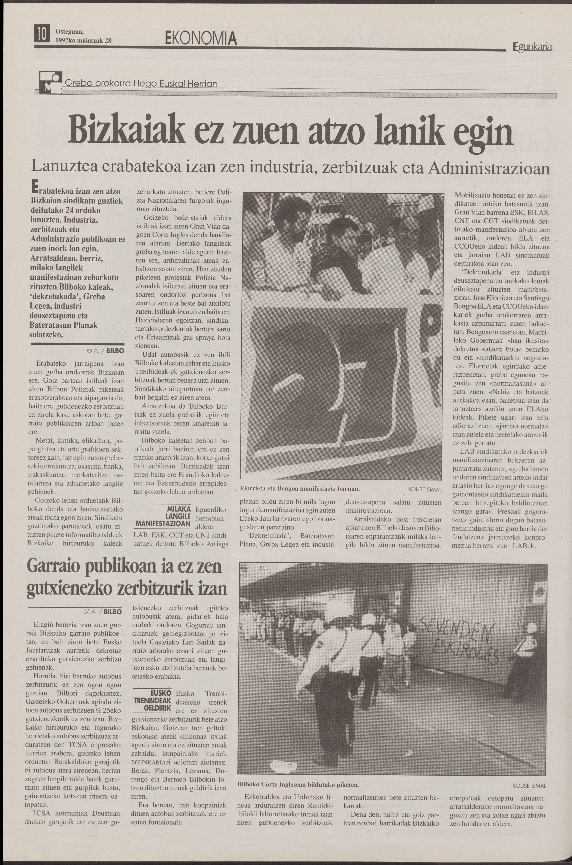 1992ko maiatzak 28, 10. orrialdea