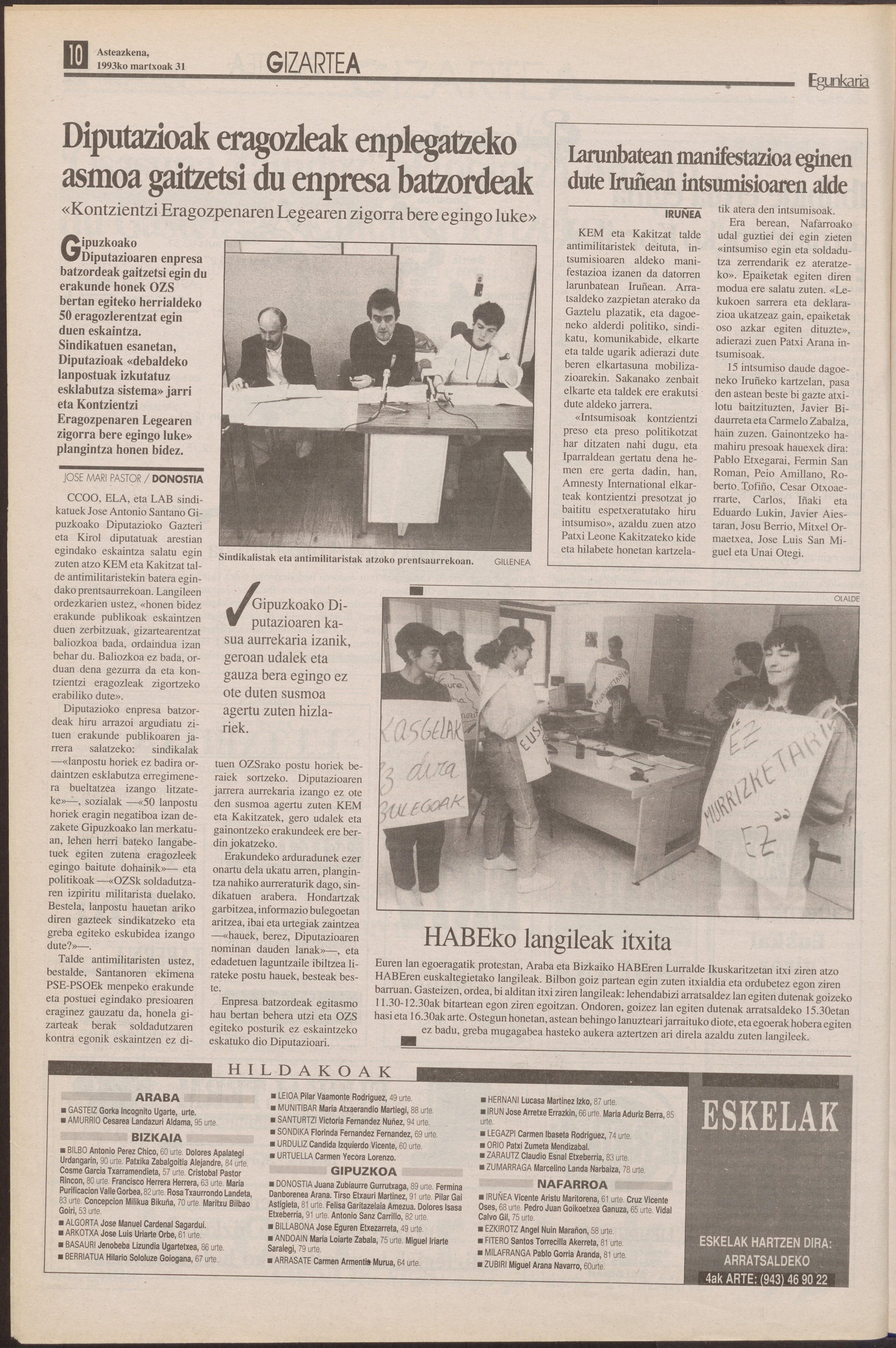 1993ko martxoak 31, 10. orrialdea