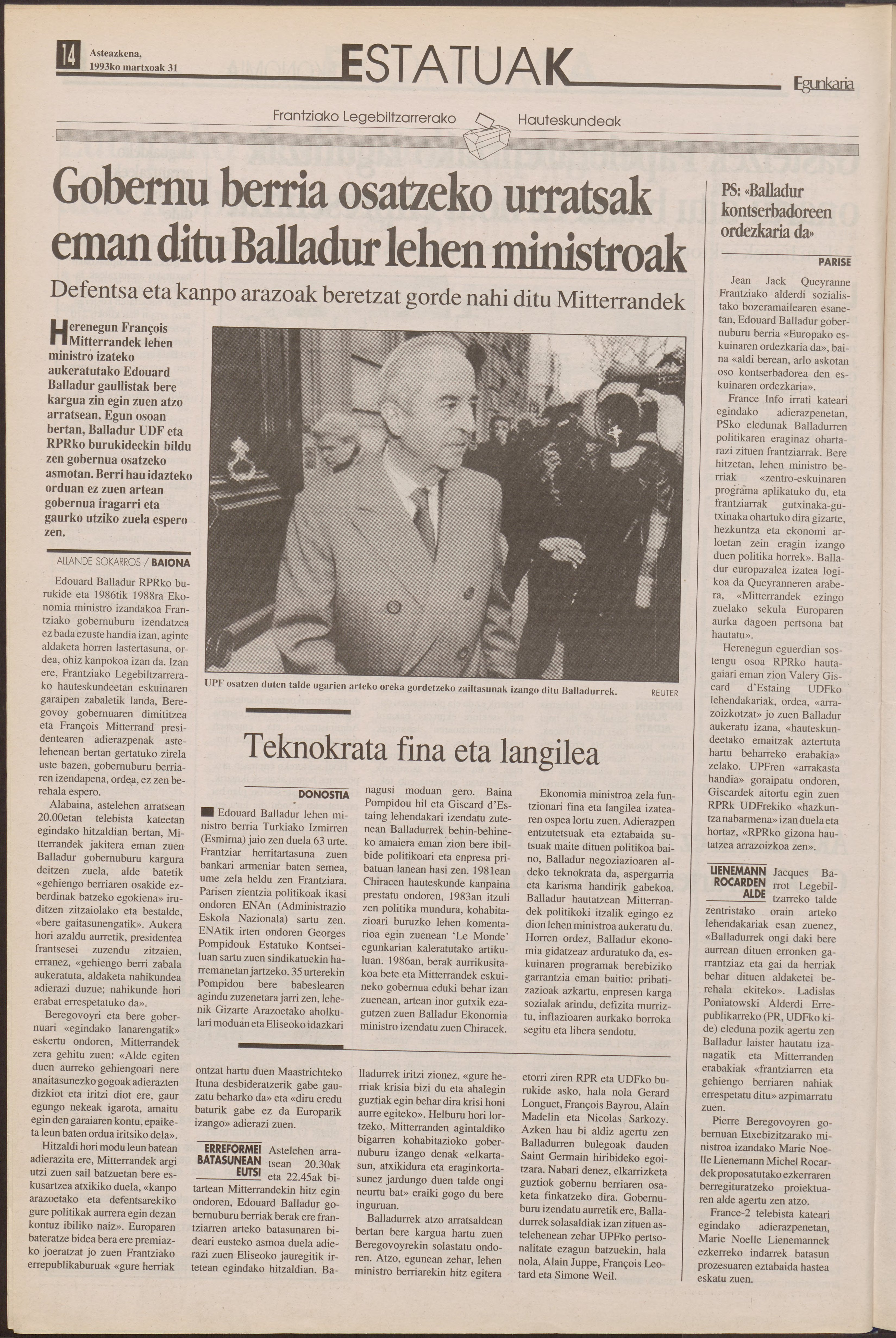 1993ko martxoak 31, 14. orrialdea