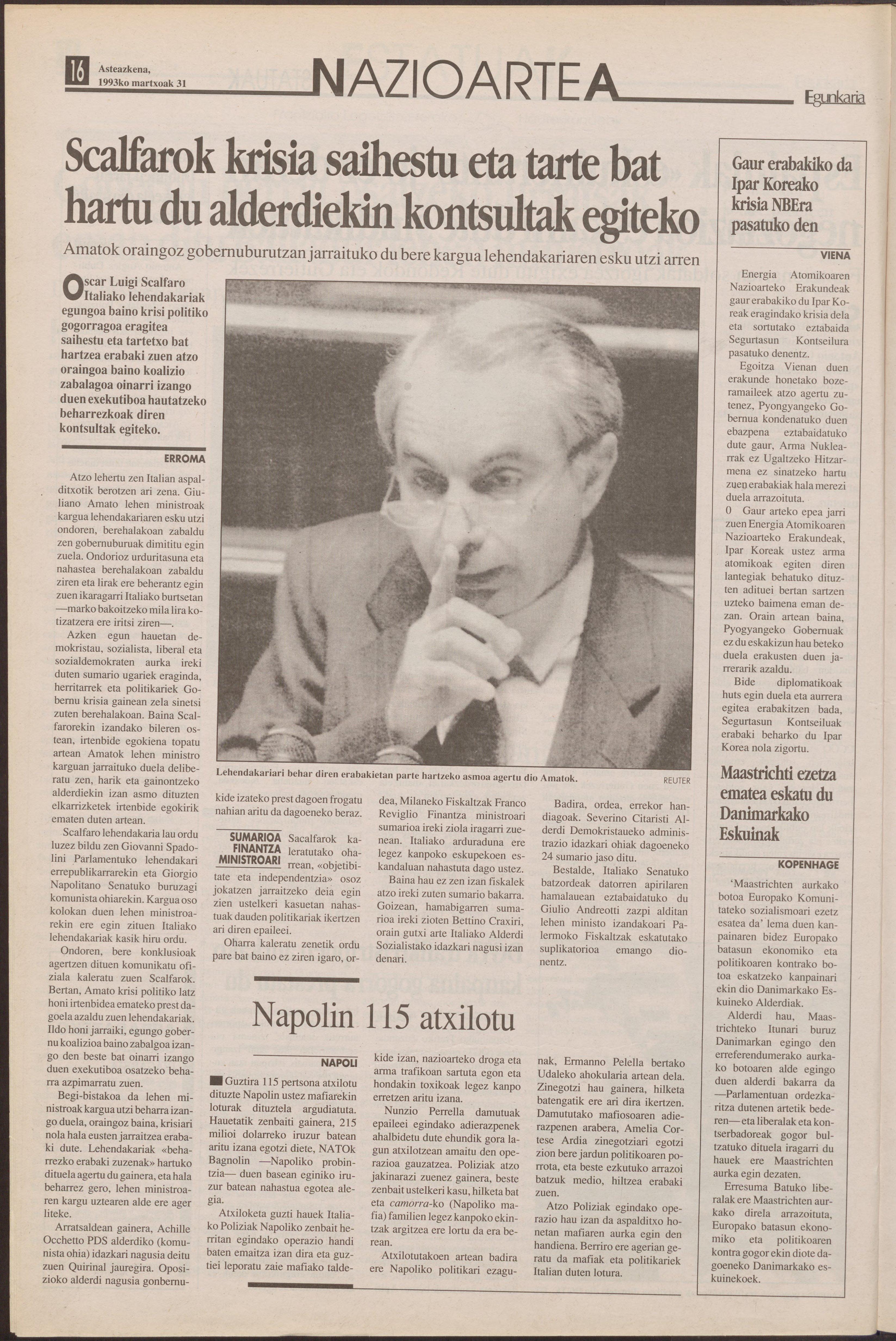 1993ko martxoak 31, 16. orrialdea