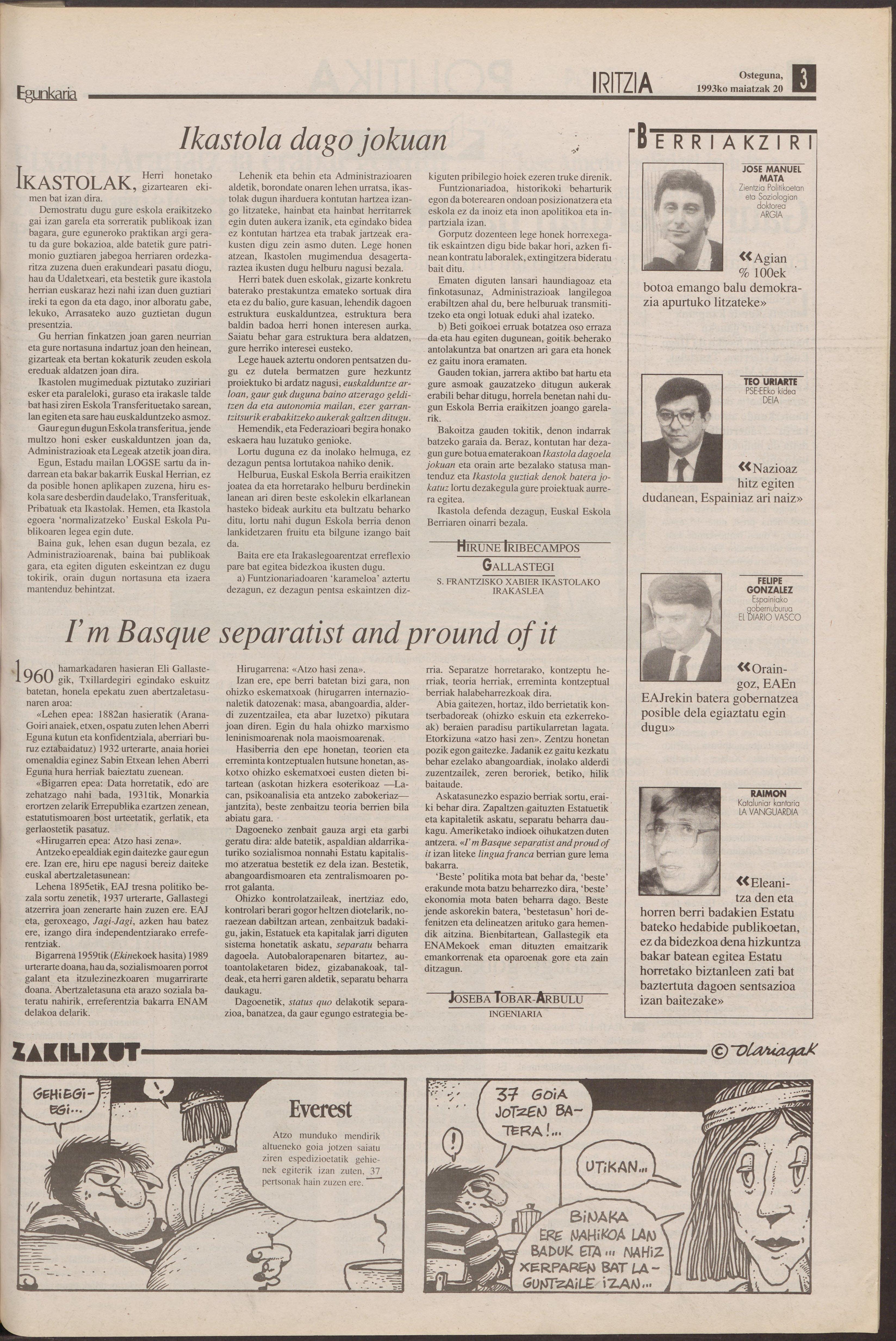 1993ko maiatzak 20, 03. orrialdea