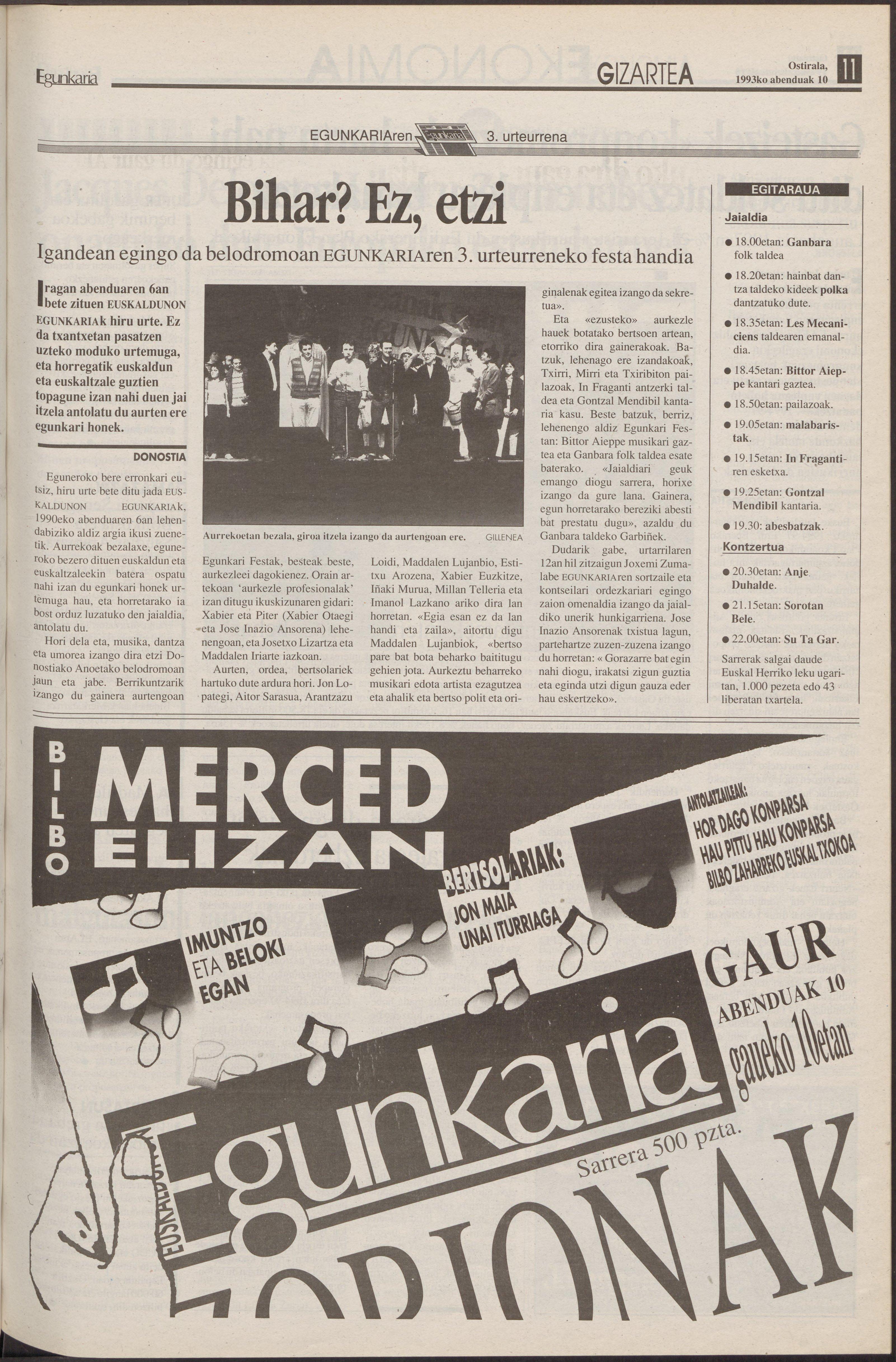 1993ko abenduak 10, 11. orrialdea