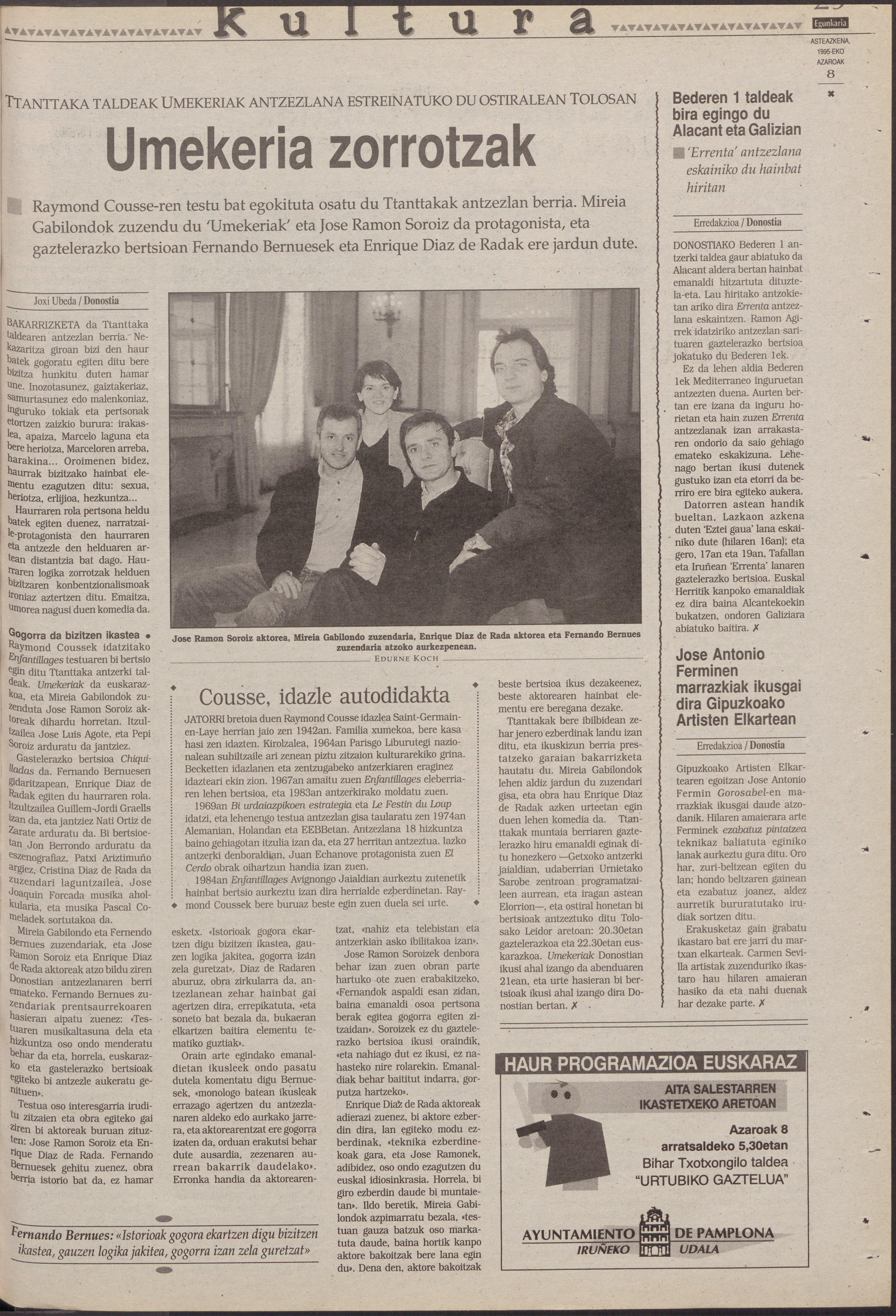 1995ko azaroak 8, 29. orrialdea